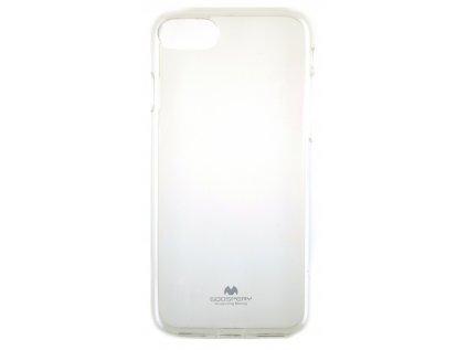 Ochranný kryt Goospery Jelly iPhone 7/8 - průhledný