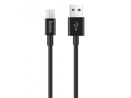 Micro USB kabel HOCO X23 - Black