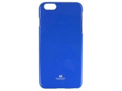 Ochranný kryt Goospery Jelly iPhone 6+/6s+ - modrý