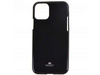Ochranný kryt Goospery Jelly iPhone 11 - černý