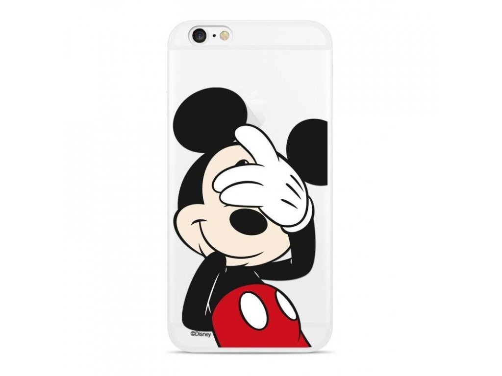 eng pl Original case Disney Mickey 003 for iPhone SE iPhone 5S iPhone 5 transparent DPCMIC6047 58047 1