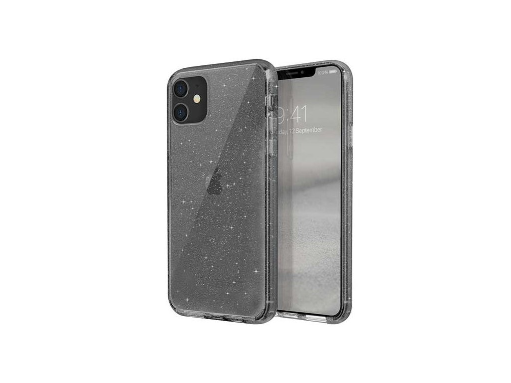 eng pl UNIQ etui LifePro Tinsel iPhone 11 czarny vapour smoke 57706 1