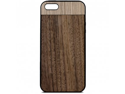 Dřevěný kryt Beeyo Wooden No.4 iPhone 6 Plus / 6S Plus