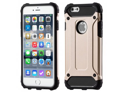 Hybrid Armor Case Tough Rugged Cover for iPhone 6S 6 gold 23473 1
