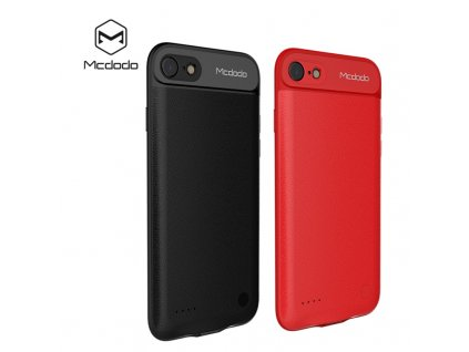 mcdodo iphone 7 power case 2500mah red 5