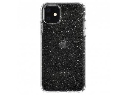 eng pl Spigen Liquid Crystal Iphone 11 Glitter Crystal 53681 5