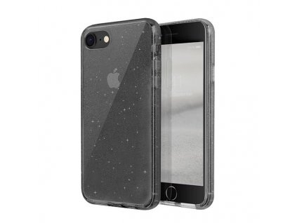 eng pl UNIQ LifePro Tinsel protective case for iPhone SE 2020 iPhone 8 iPhone 7 black 63031 1