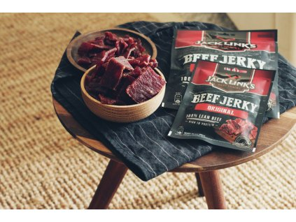 JL BEEF JERKY 25g Original preview rev 1
