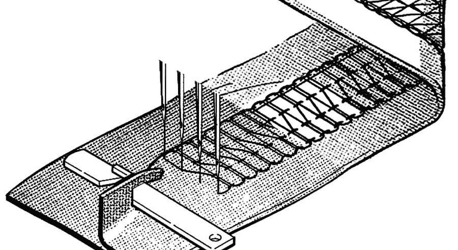 Flatlockový (plochý) šev