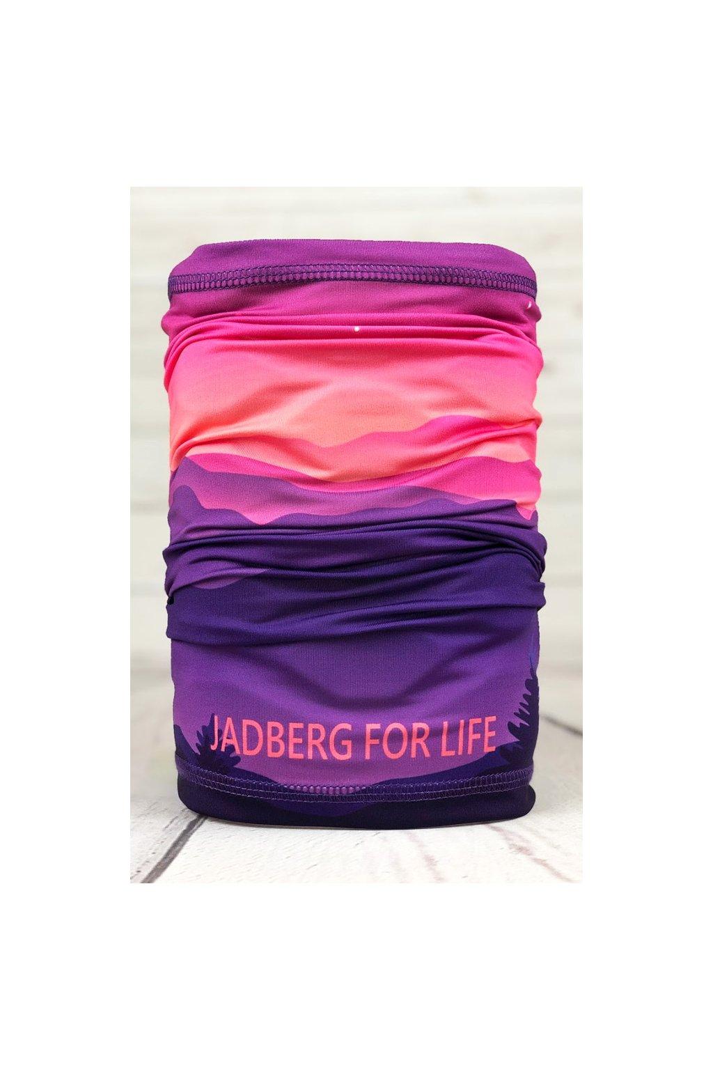 jadberg nakrcnik sunset neck warmer 1