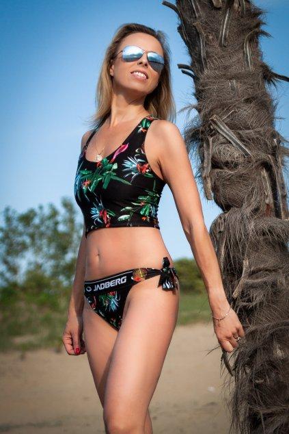 damsky top a plavky jadberg night jungle 1 3