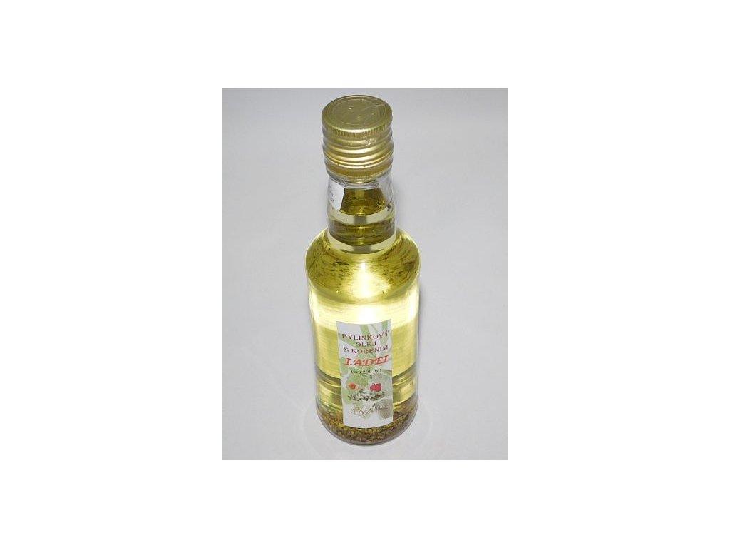 Bylinkový olej s korením