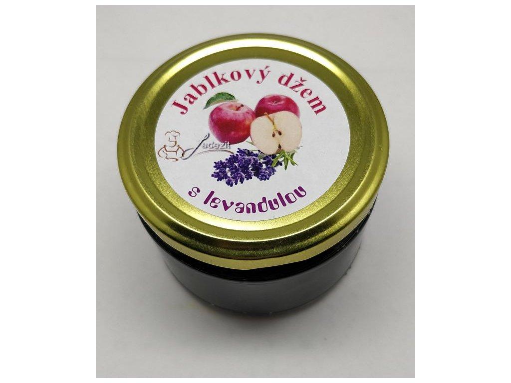 Jablkový džem s levanduľou 280