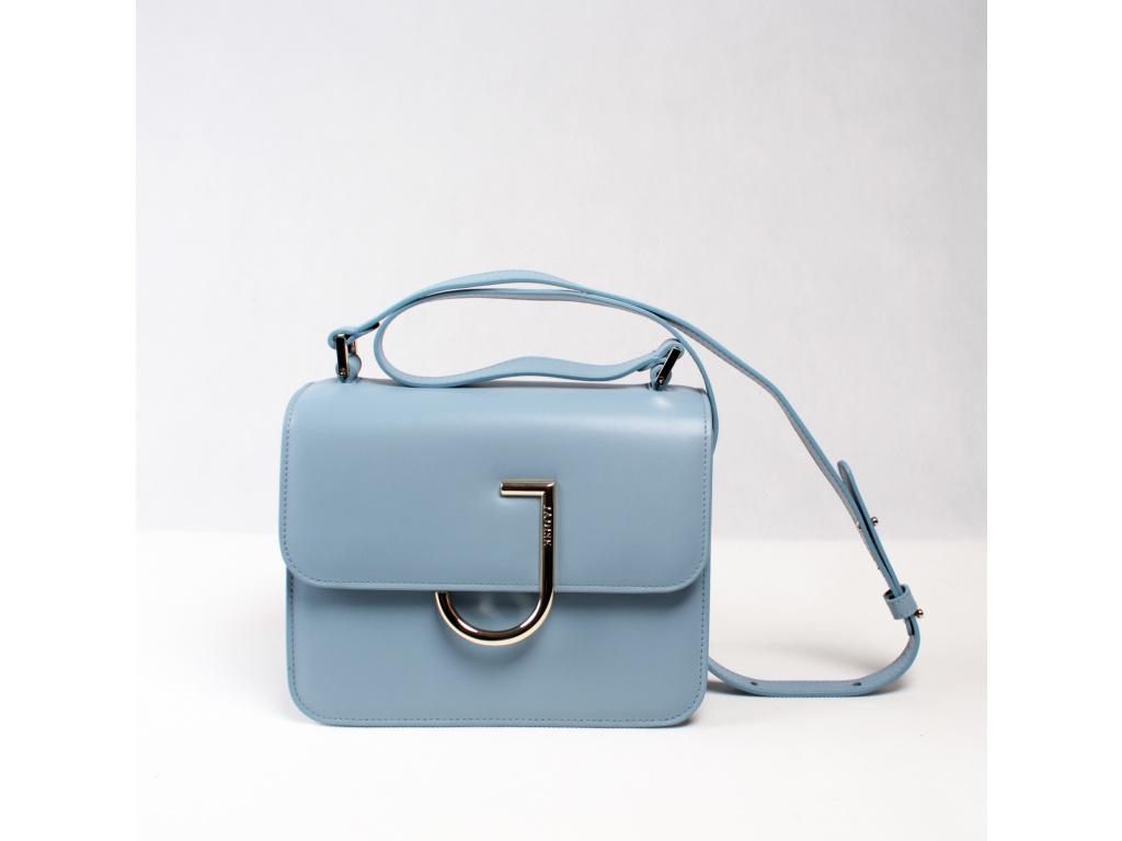 Luxusní kožená kabelka JADISE Jessica J modrá
