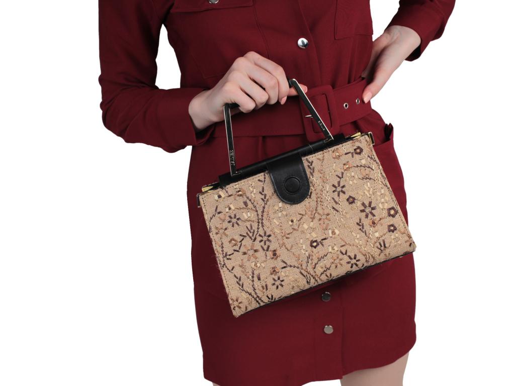 Kožená kabelka Jadise Adele Romantica