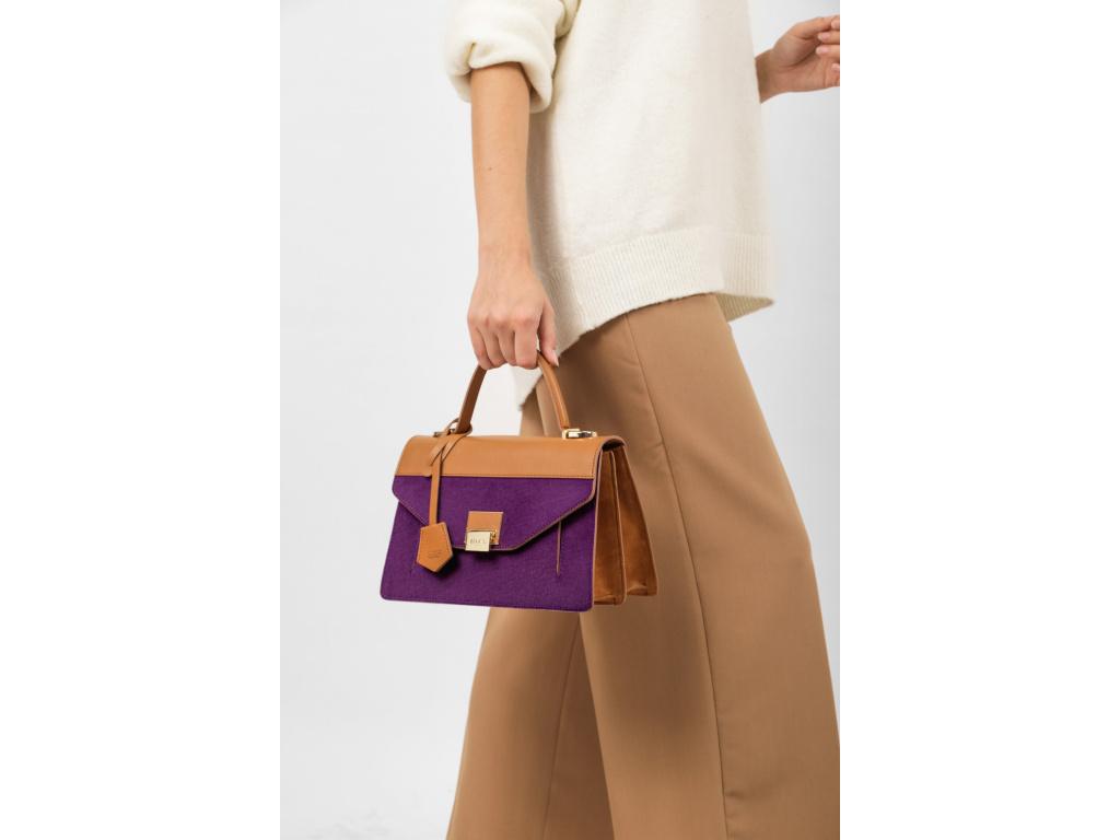 luxusni-kabelka-jadise-kate-cavalino-fialovo-bezova