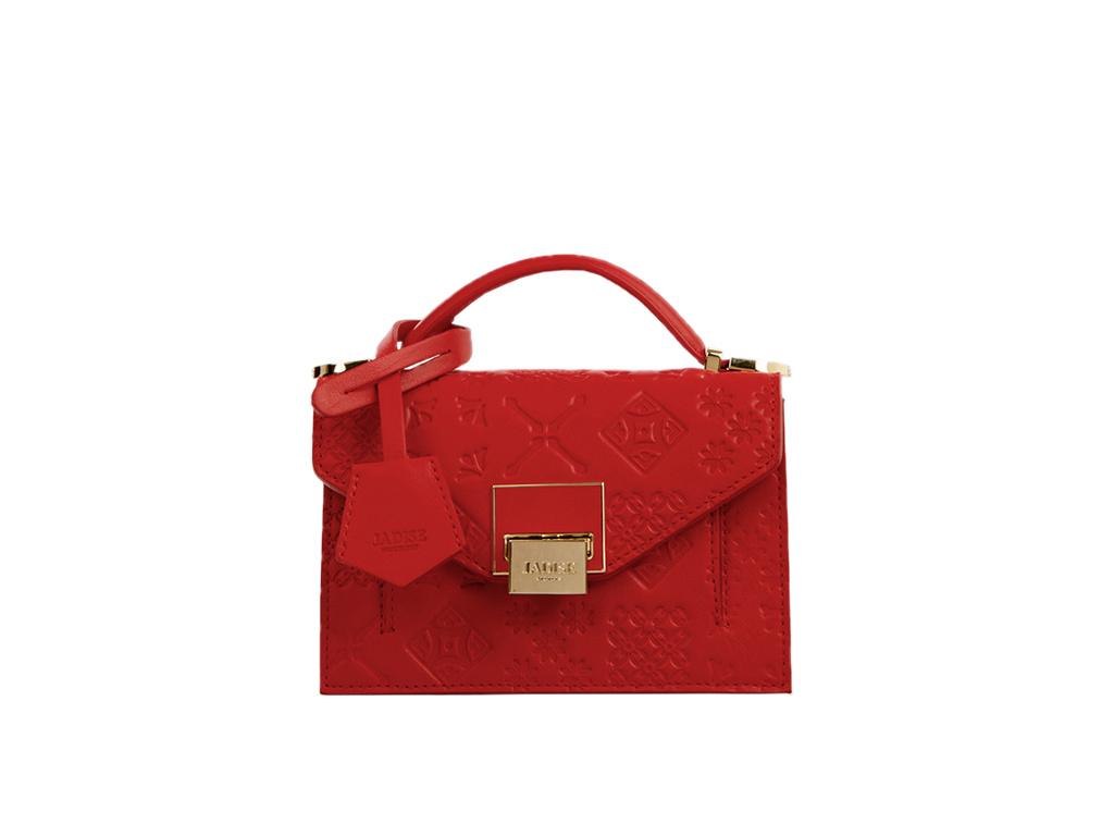 kozena-kabelka-jadise-lily-cervena-majolika