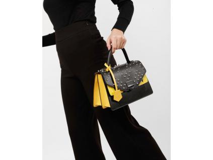 luxusni-kabelka-jadise--kate-optical-cerna