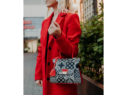 luxusni-kozena-kabelka-jadise--sabrina-mala-s-majolikou-cerna-cervena