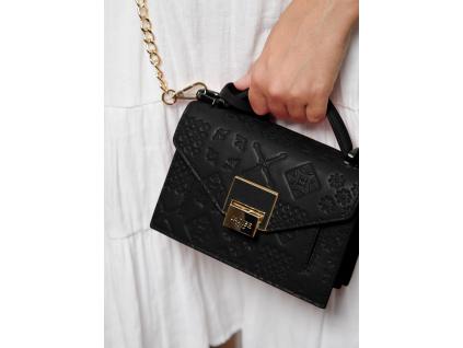 luxusni-kabelka-jadise-lily-cerna-majolika