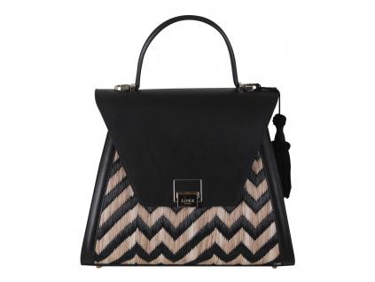 luxusni-kozena-kabelka-jadise--sabrina-zig-zag