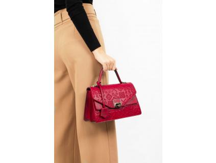 kozena-kabelka-jadise-kate--cervena-majolika