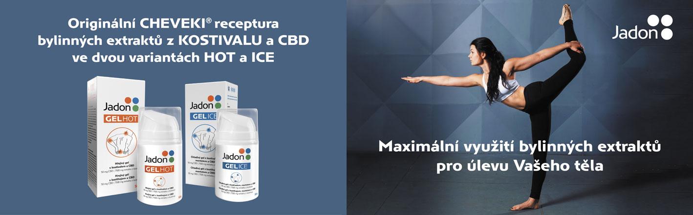 CBD gel na bolest