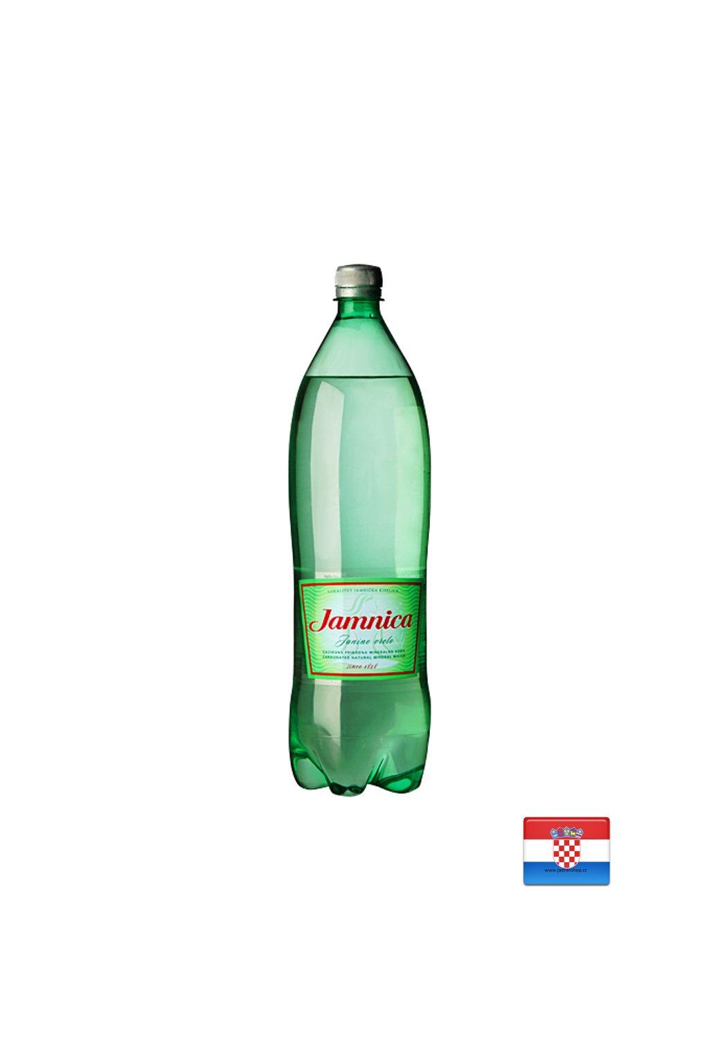 Jamnica woda mineralna gazowana 1,5L