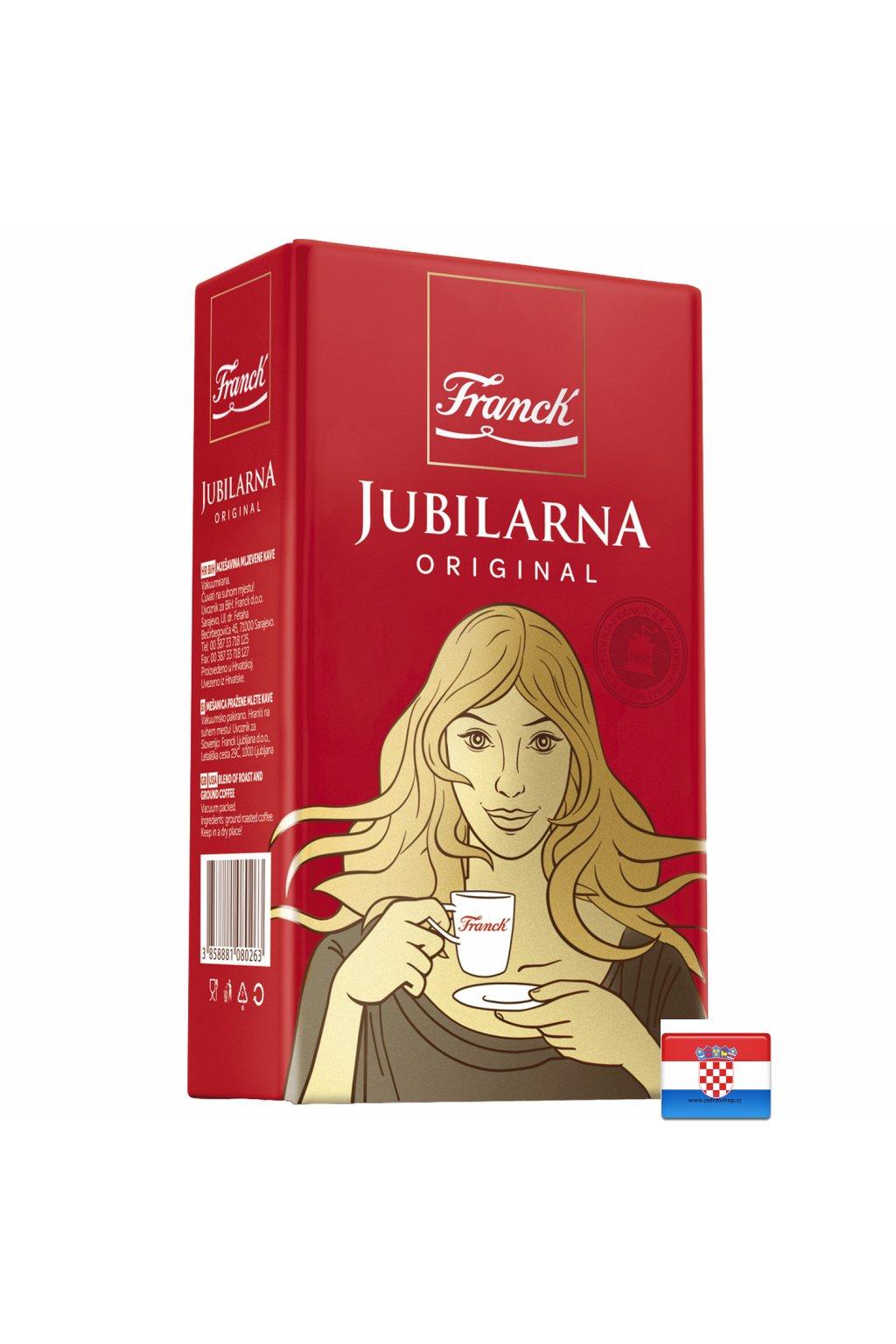 Kawa mielona (Jubilarna Original Franck) 250 g  Franck Kawa