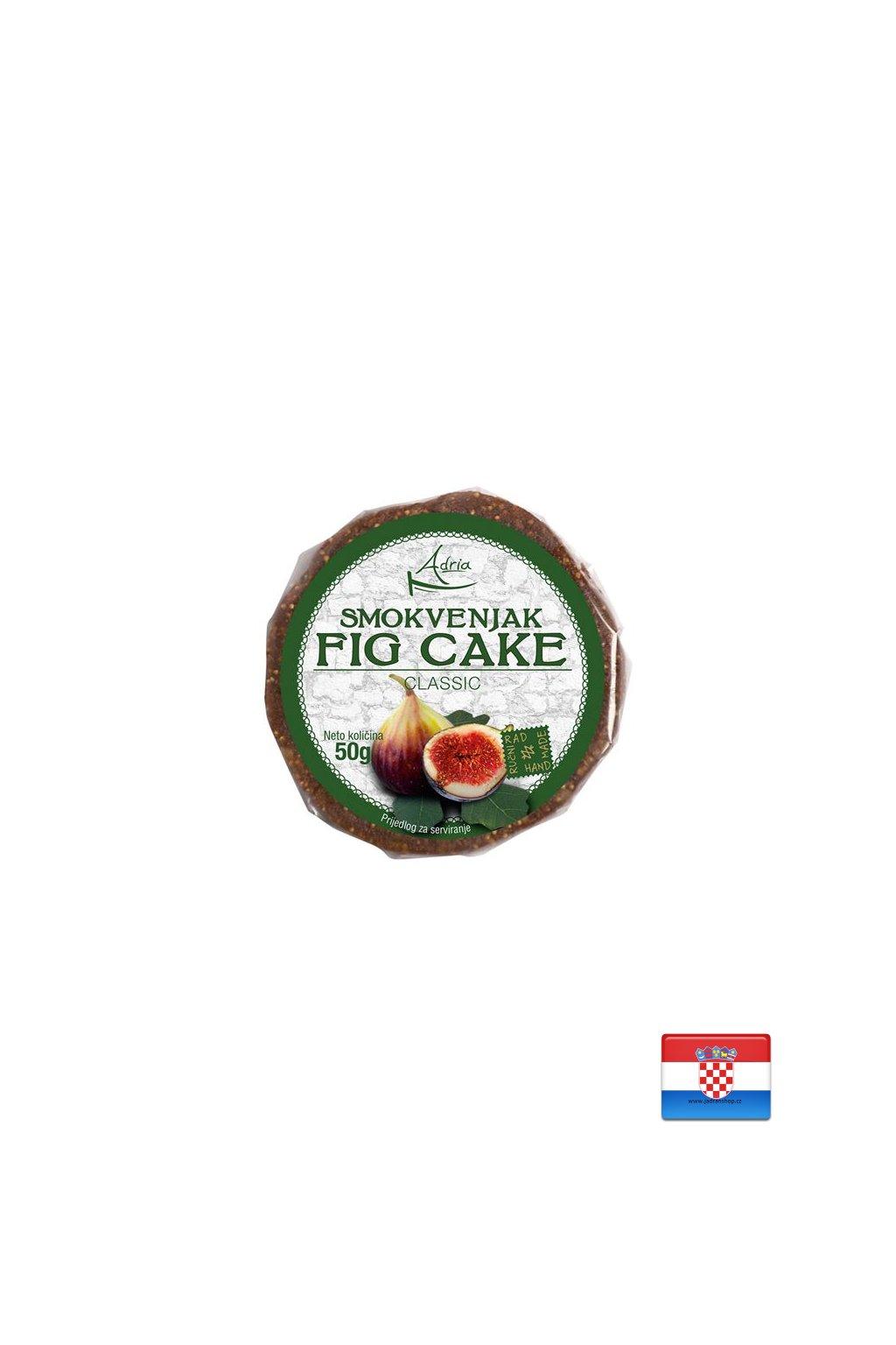 Ciasto Figowe Oryginał 50g (hand made)