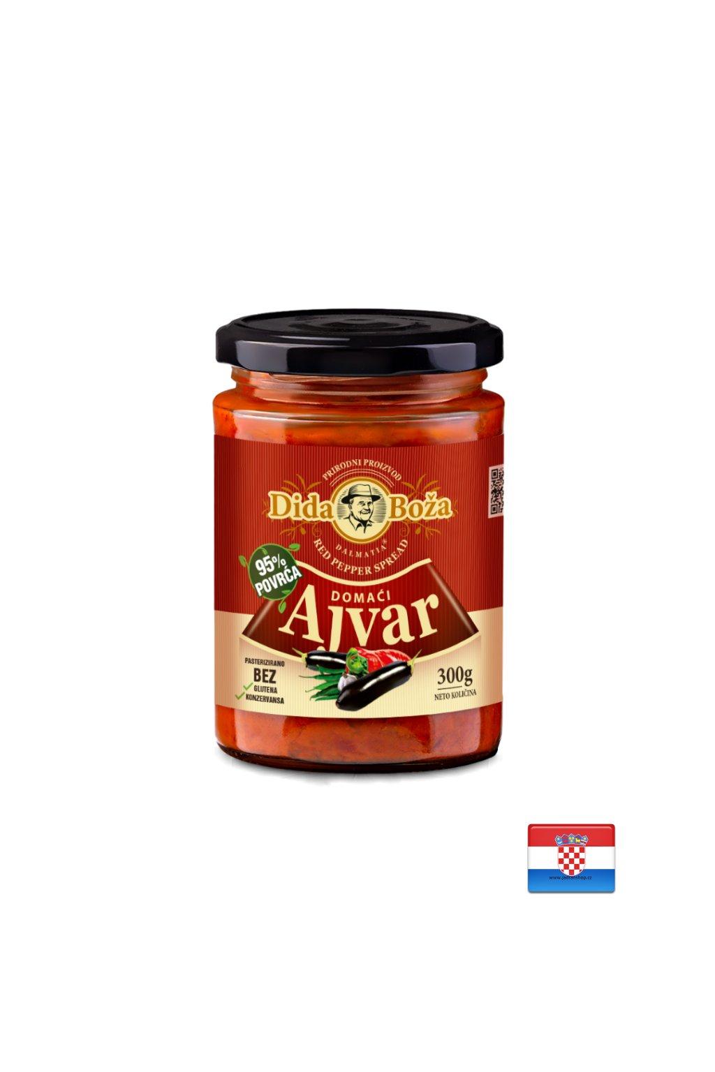 Ajvar krajowy  (Original) 300g