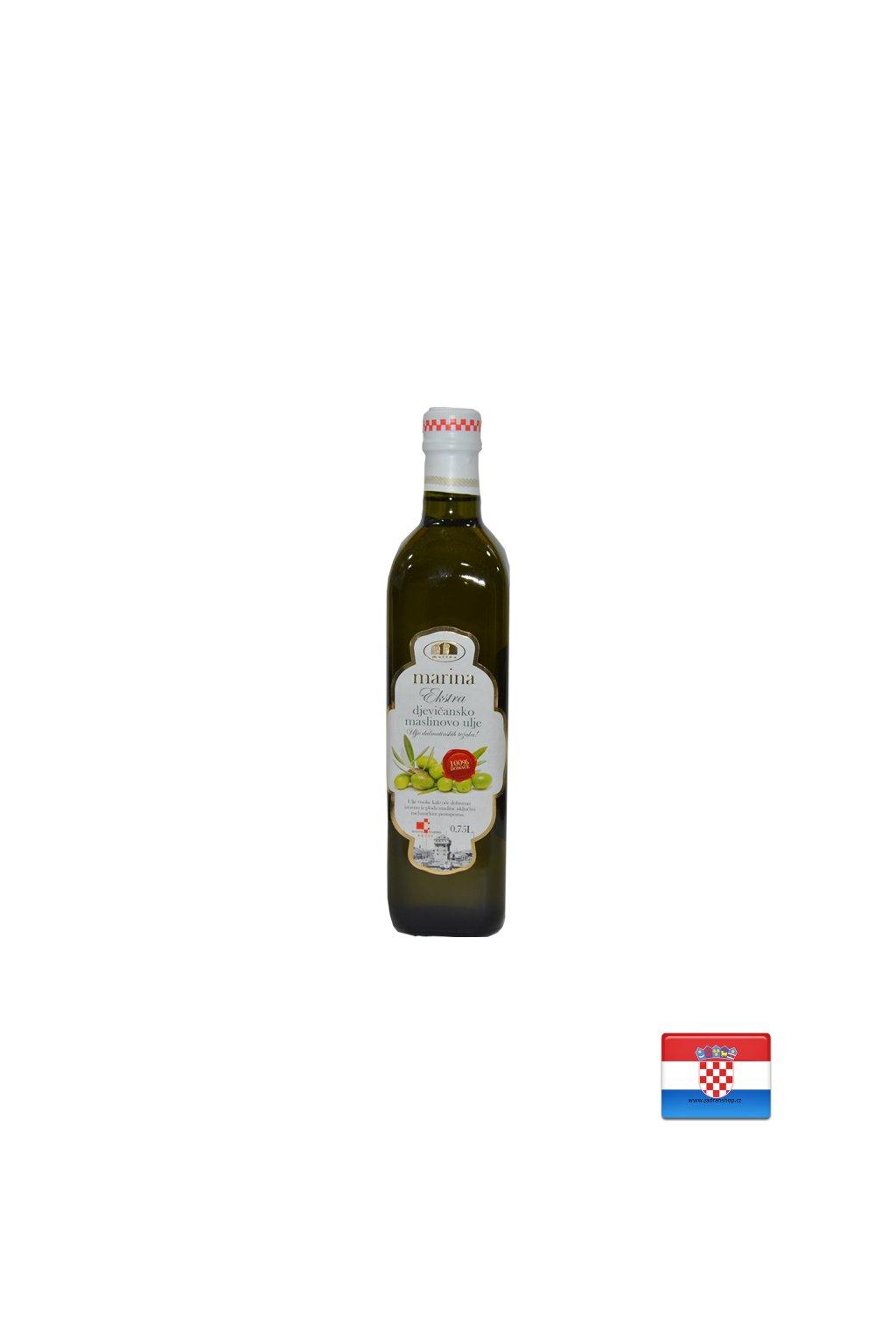 Oliwa z oliwek z pierwszego tłoczenia 1l