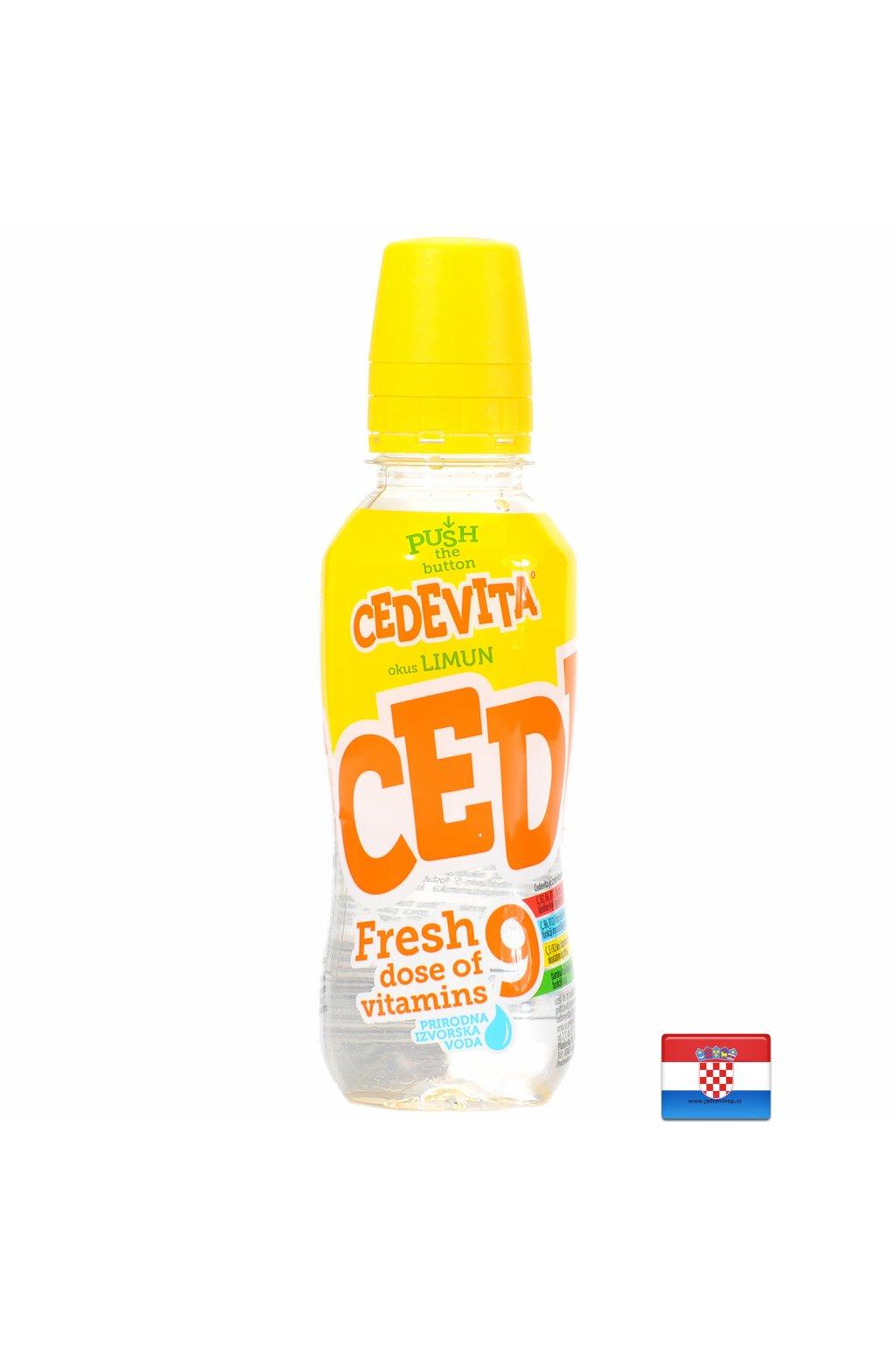 Cedevita cytryn 0,345ml (Fresh)