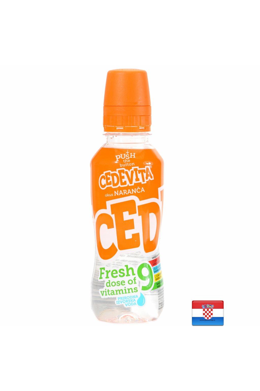 Cedevita pomarańcz 0,345ml (Fresh)