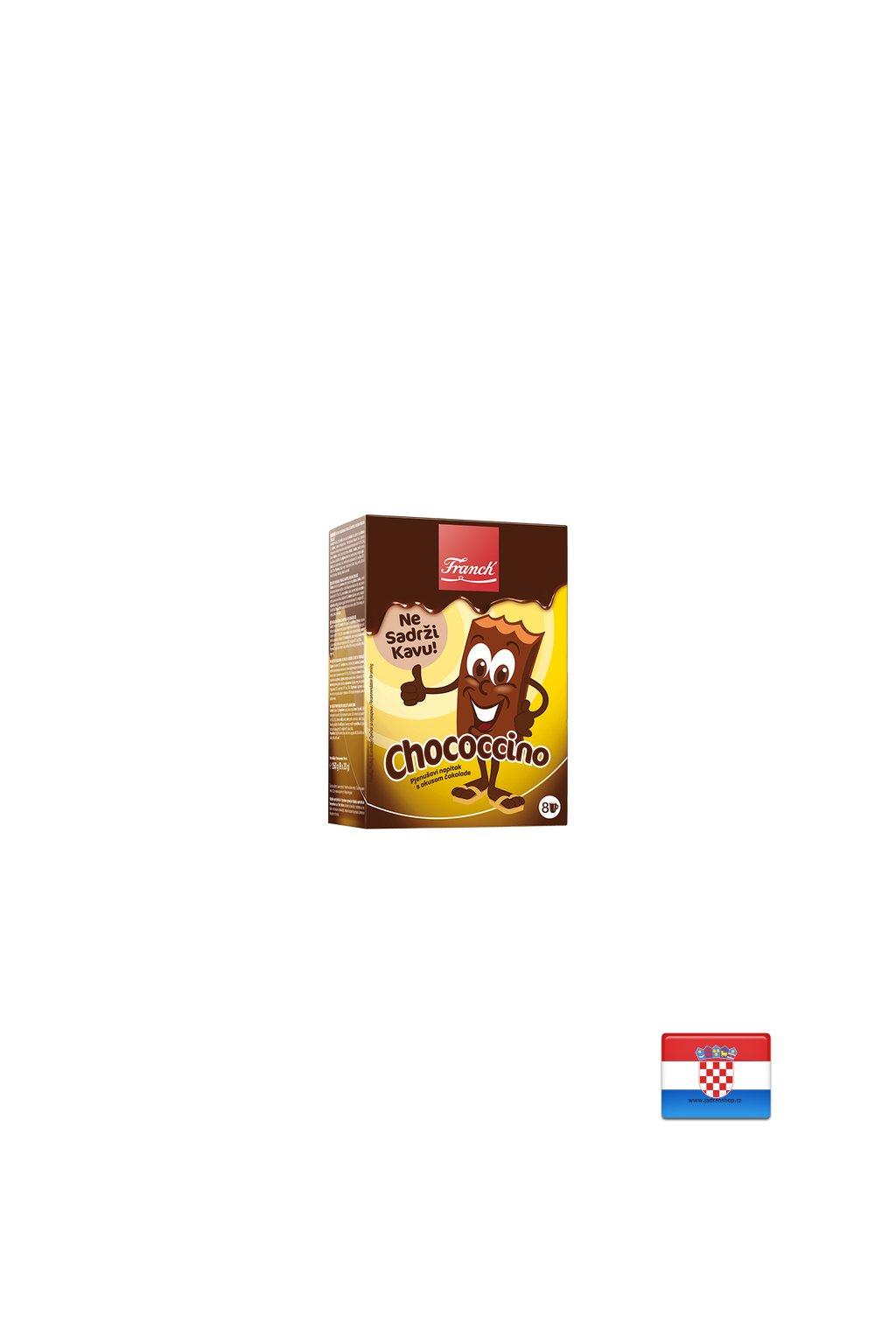 Chococcino - kremowe kakao 8x20g (160g)