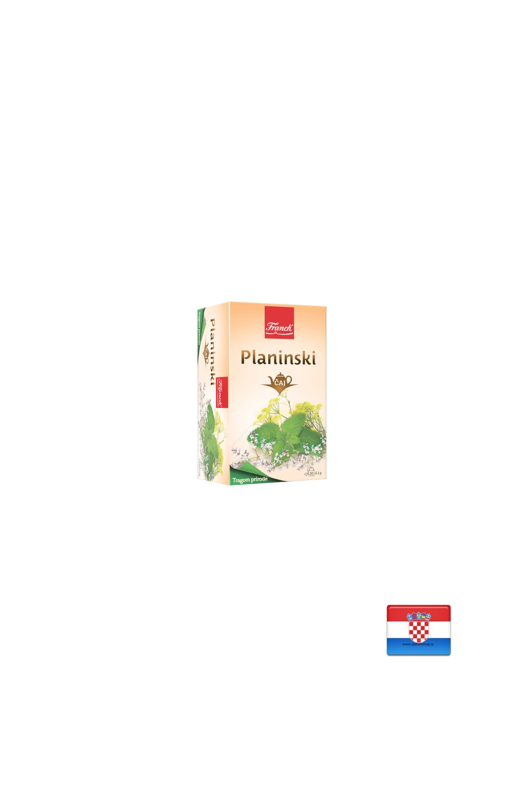 Herbata górska ((Planinski-2g*20) 40g