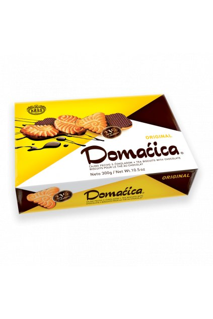 Herbatniki z czekoladą - Domačica original 300 g  Domačica original