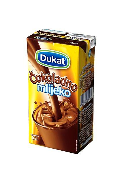 Mleko czekoladowe 0,5l