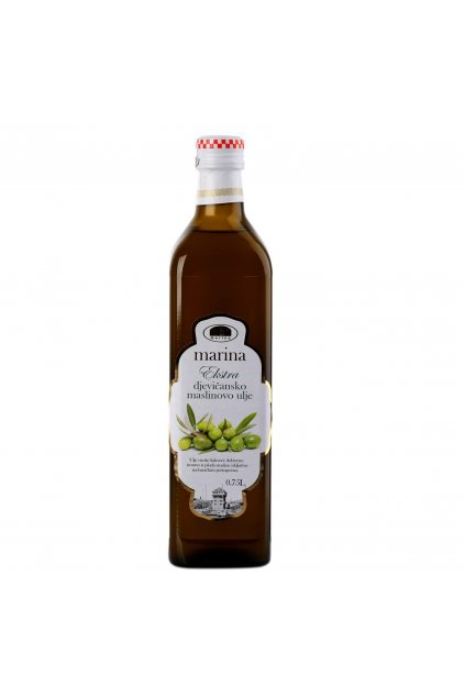 Oliwa z oliwek z pierwszego tłoczenia 0,25l