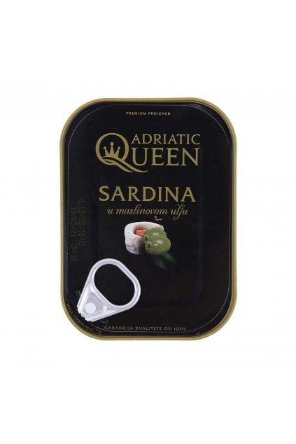 Sardynki w oliwie z oliwek 105g