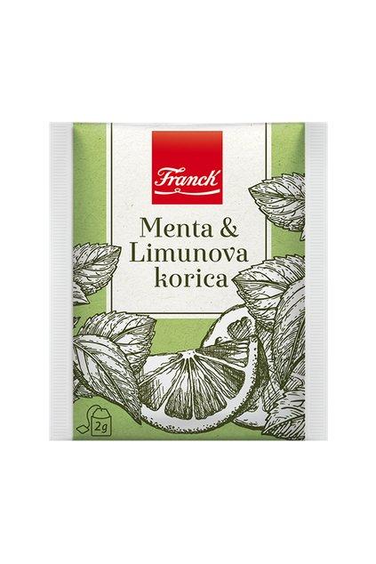 Herbata miętowa ze skórką cytryny 40g (bez kofeiny)