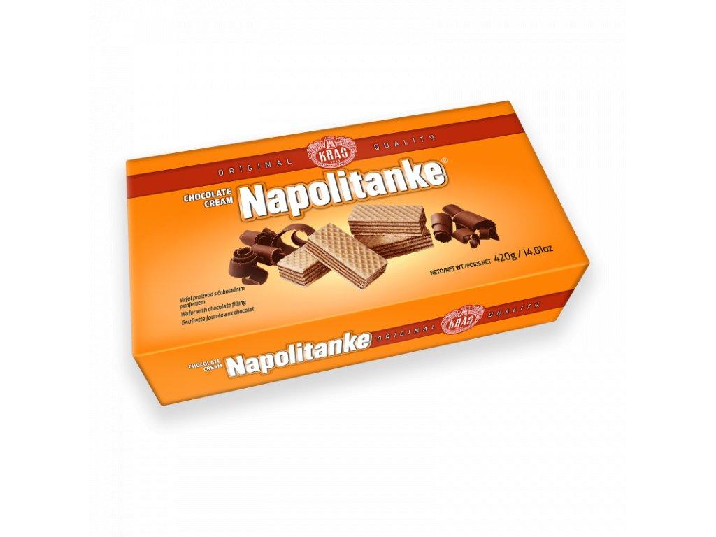 Sušienky s čokoládovou náplňou (Original) 420g