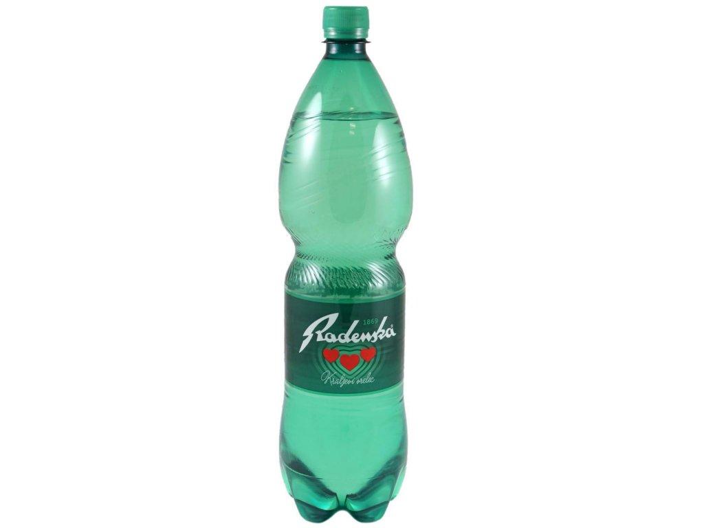 Radenska minerálná voda 1,5L