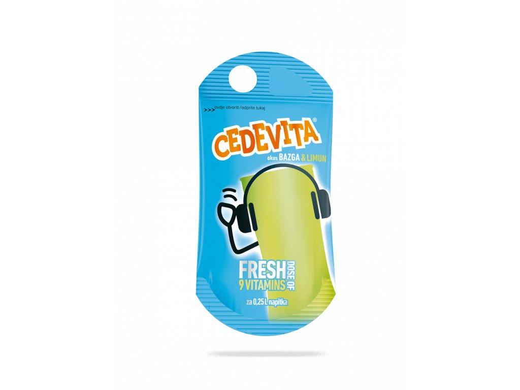 Cedevita baza - citrón 19g