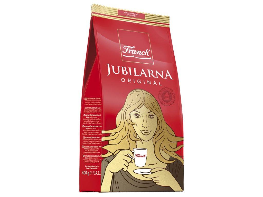 Káva Franck-Jubilarna mleta 400 g