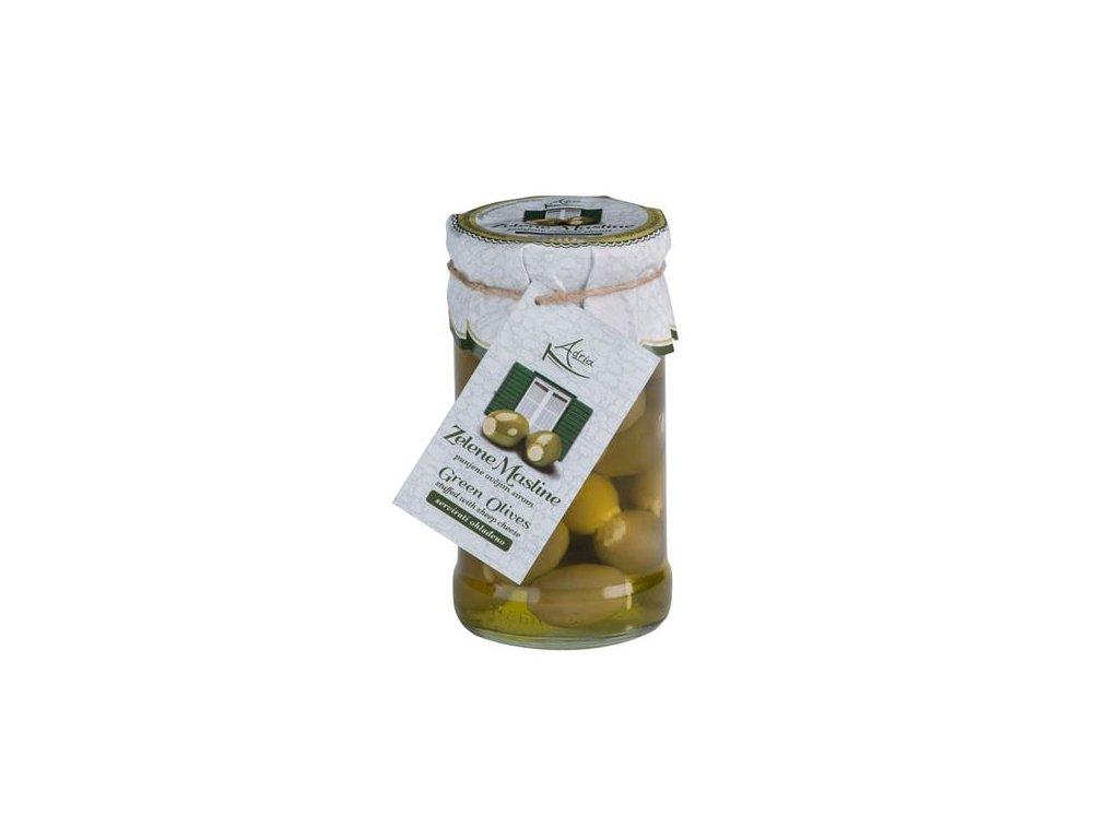 Olivy plněné ovčím sýrem 280g
