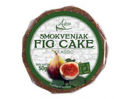 Figový koláčik original 50g (hand made)