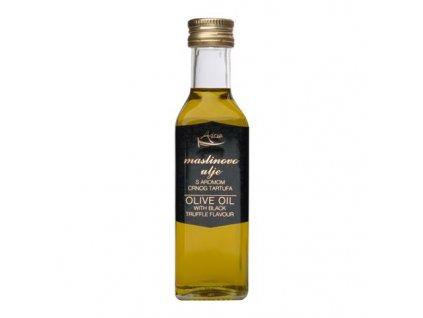 Extra panenský olivový olej z čiernej hľuzovky 100ml