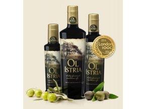 Extra panenský olivový olej 0,5L