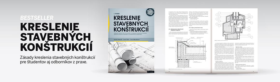 Kreslenie stavebných konštrukcií - Bestseller1